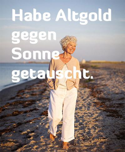 Altgold und Schmuckgold Wandsbek